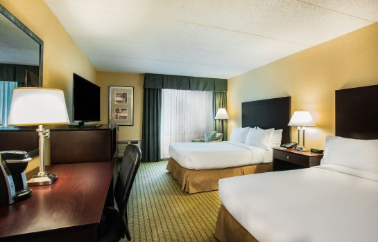 Zimmer Holiday Inn HASBROUCK HEIGHTS-MEADOWLANDS