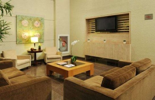 Lobby Comfort Suites Campinas