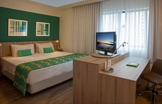 Zimmer Quality Suites Sao Paulo Oscar Freire