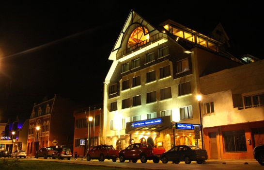Exterior view Best Western Finis Terrae