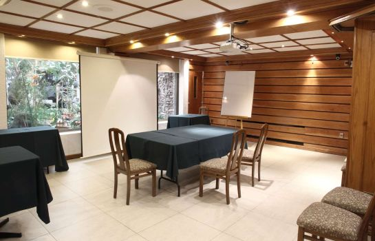 Conference room Best Western Finis Terrae