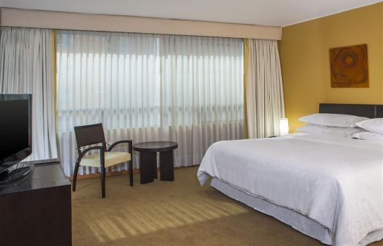 Room Sheraton Quito Hotel