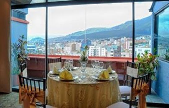 Conference room WYNDHAM GARDEN QUITO