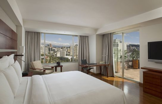 Zimmer JW Marriott Hotel Quito