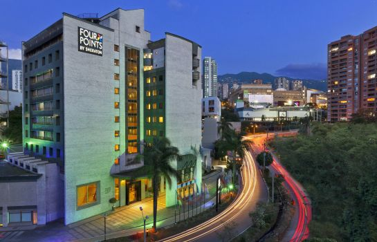 Außenansicht Four Points by Sheraton Medellin