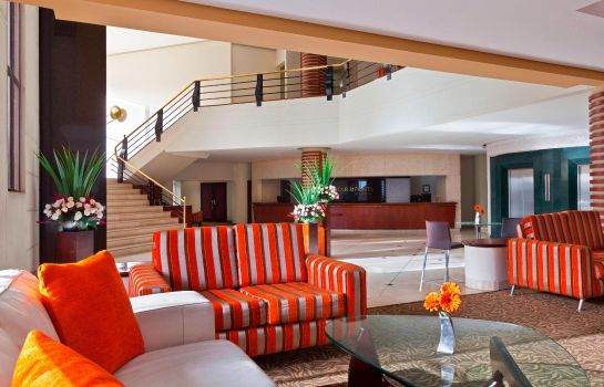 Lobby Four Points by Sheraton Medellin