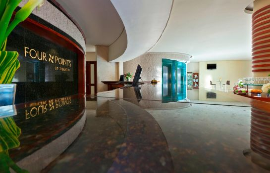 Hall Four Points by Sheraton Medellin