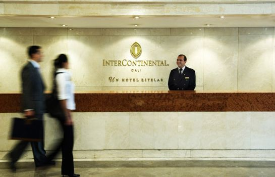 Hotelhalle InterContinental Hotels CALI