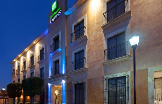 Exterior view Holiday Inn Express OAXACA-CENTRO HISTORICO