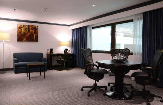 Suite Hilton Mexico City Airport