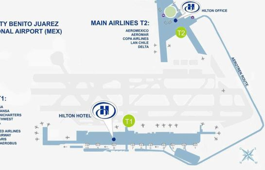 info Hilton Mexico City Airport