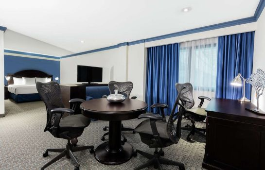 Chambre Hilton Mexico City Airport