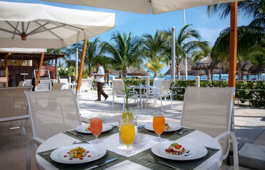Restaurant InterContinental Hotels PRESIDENTE CANCUN RESORT