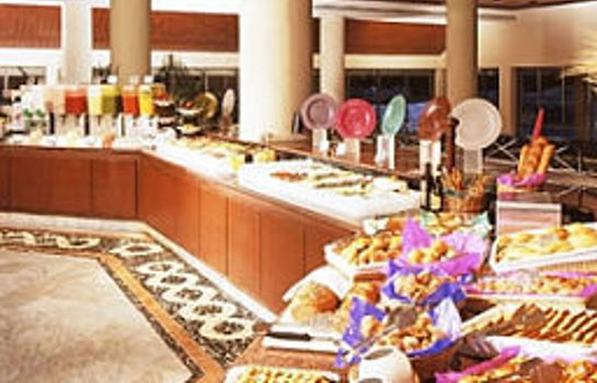 Breakfast buffet FIESTA AMERICANA CONDESA CANCUN ALL INCL