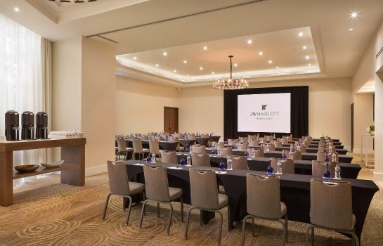Sala congressi JW Marriott Hotel Mexico City