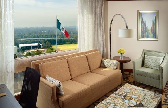 Zimmer JW Marriott Hotel Mexico City