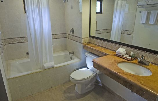 Bathroom The Reef Playacar All Inclusive Beach Resort