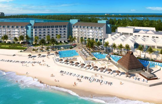 Buitenaanzicht The Westin Resort & Spa Cancun