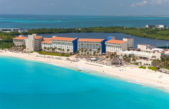 Buitenaanzicht Cancun The Westin Resort & Spa
