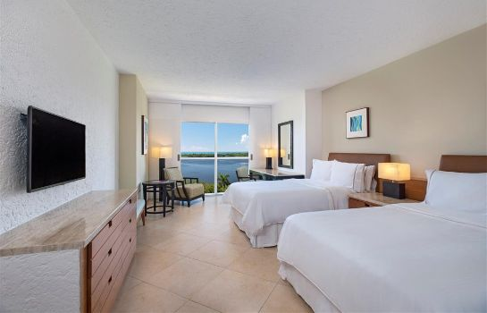 Chambre The Westin Resort & Spa Cancun