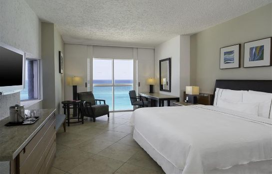 Kamers Cancun The Westin Resort & Spa