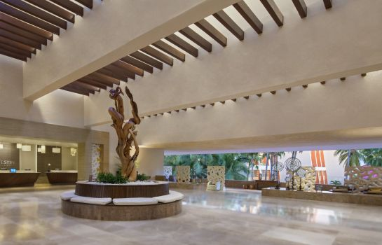 Lobby Puerto Vallarta The Westin Resort & Spa