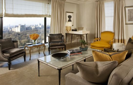 Suite THE CARLYLE  A ROSEWOOD HOTEL