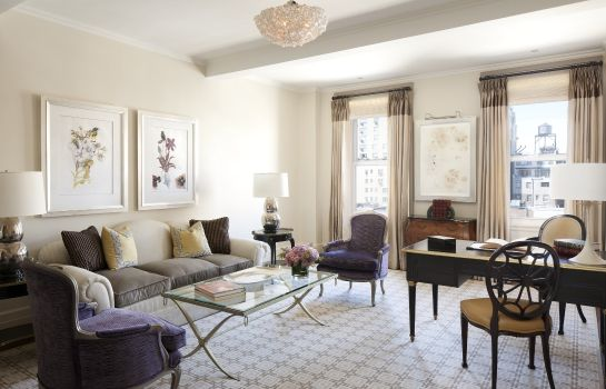 Habitación THE CARLYLE  A ROSEWOOD HOTEL