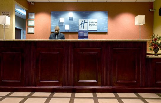 Hotelhalle Holiday Inn Express & Suites DALLAS FT. WORTH AIRPORT SOUTH