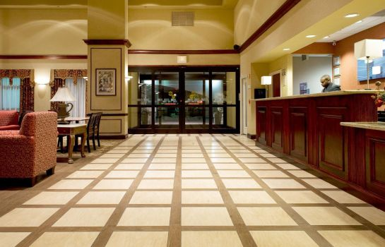 Hotelhal Holiday Inn Express & Suites DALLAS FT. WORTH AIRPORT SOUTH