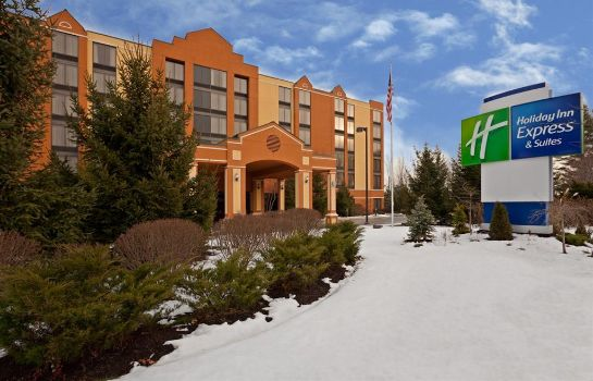Außenansicht Holiday Inn Express & Suites SOUTH PORTLAND