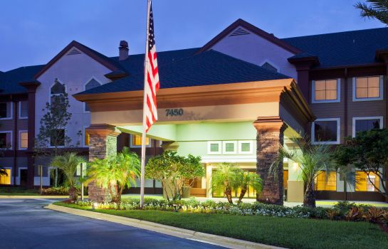 Vue extérieure Staybridge Suites ORLANDO AIRPORT SOUTH