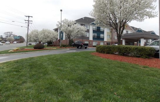Entorno Quality Suites Pineville - Charlotte