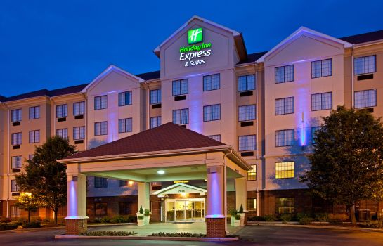 Exterior view Holiday Inn Express & Suites INDIANAPOLIS - EAST