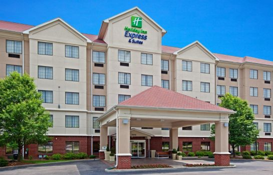 Außenansicht Holiday Inn Express & Suites INDIANAPOLIS - EAST
