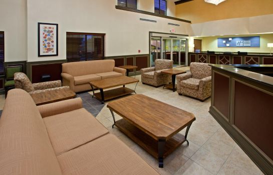 Lobby Holiday Inn Express & Suites INDIANAPOLIS - EAST