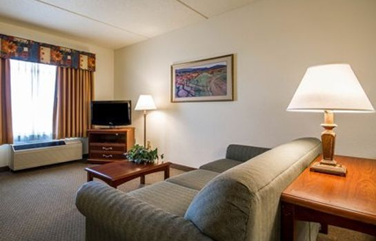 Suite Clarion Suites at the Alliant Energy Center