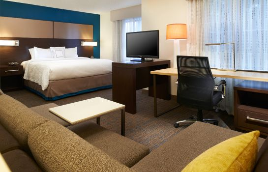 Suite Residence Inn Ann Arbor North