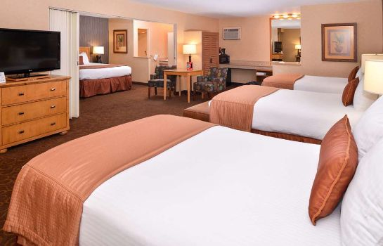 Suite BEST WESTERN PLUS PAVILIONS