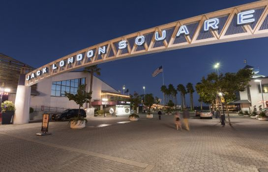 Informacja Z Hotel Jack London Square