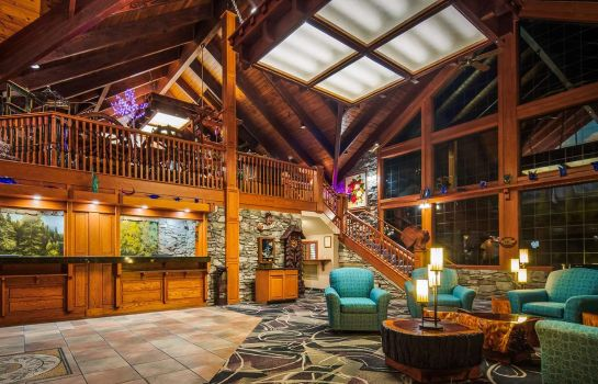 Lobby Best Western Plus Yosemite Gateway Inn Best Western Plus Yosemite Gateway Inn
