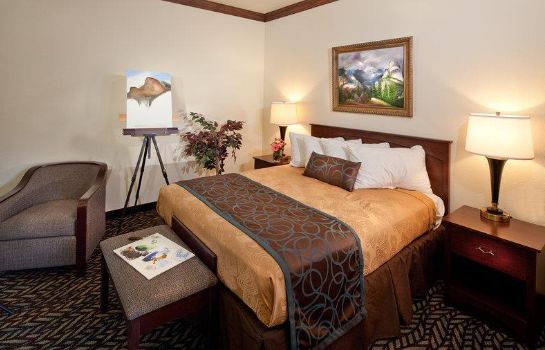 Suite Best Western Plus Yosemite Gateway Inn Best Western Plus Yosemite Gateway Inn