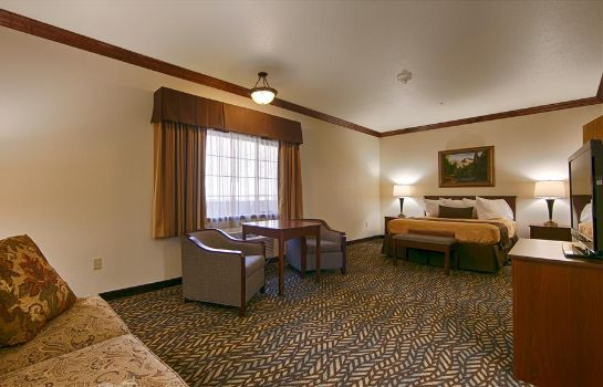 Chambre BW PLUS YOSEMITE GATEWAY INN