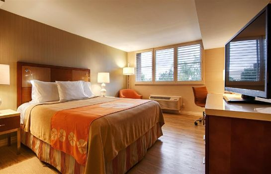 Zimmer BEST WESTERN PLUS GATEWAY SANT