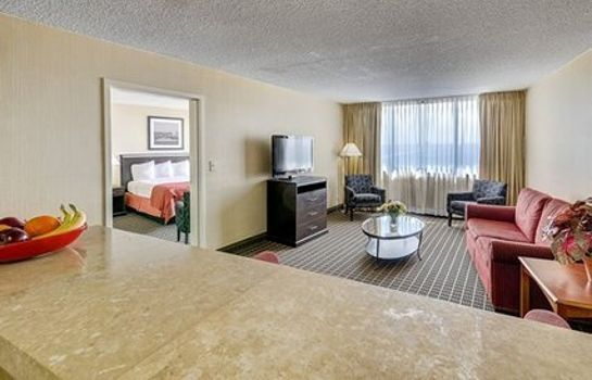 Suite Quality Inn Denver Central