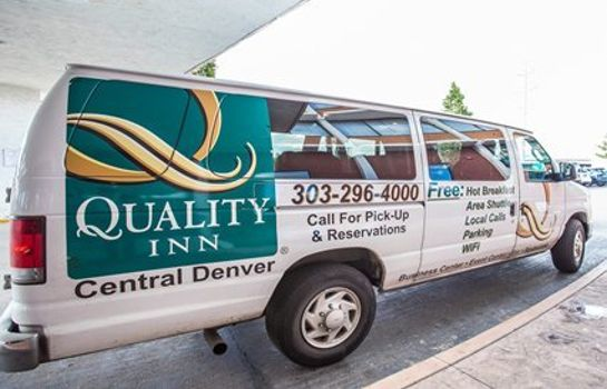 Info Quality Inn Denver Central