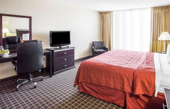 Chambre Clarion Hotel Denver Central