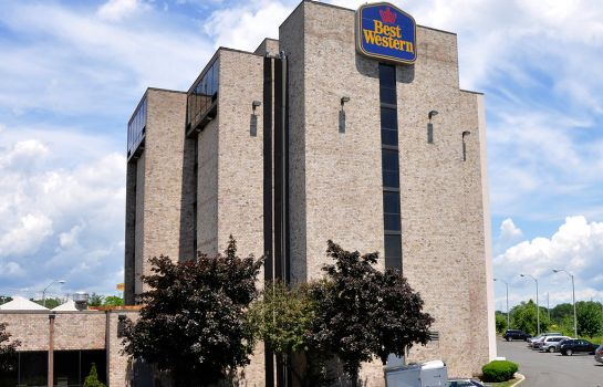 Außenansicht Best Western Executive Hotel of New Haven-West Haven
