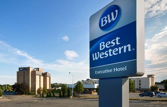 Außenansicht BEST WESTERN EXECUTIVE HTL NEW