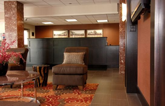 Hotelhalle Best Western Executive Hotel of New Haven-West Haven